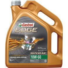 Castrol EDGE Supercar Engine Oil 10W-60 5 Litre, , scaau_hi-res