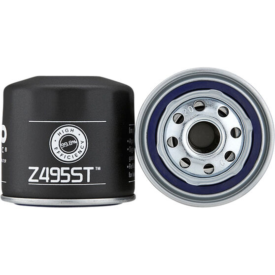 Ryco Syntec Oil Filter (Interchangeable With Z495)- Z495ST, , scaau_hi-res