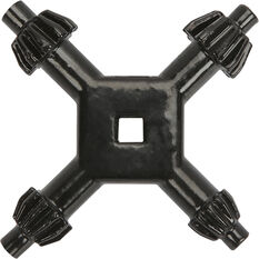 SCA Drill Chuck Key - 4 Way, , scaau_hi-res