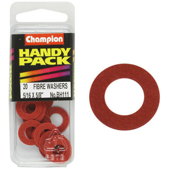 Champion Fibre Washers - BH111, , scaau_hi-res
