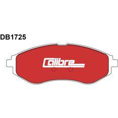 Calibre Disc Brake Pads DB1725CAL, , scaau_hi-res