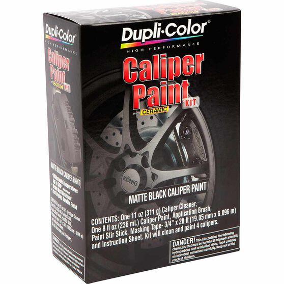 Caliper Paint Kit Black Supercheap Auto