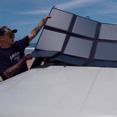 200W Solar Blanket with MPPT Regulator, , scaau_hi-res