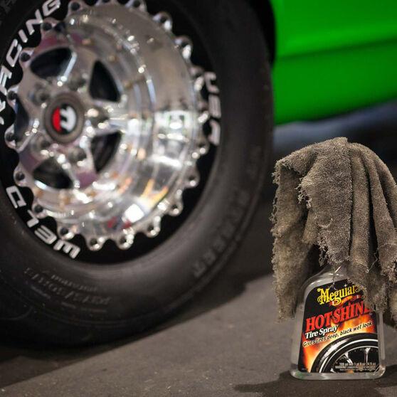 Meguiar's Hot Shine Tyre Spray - 710mL, , scaau_hi-res