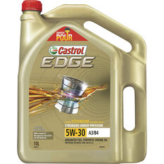 Castrol EDGE Engine Oil - 5W-30, A3/B4, 10 Litre, , scaau_hi-res