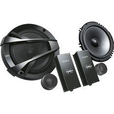 Sony 6 inch Component Speaker Set - 350W, XSXB1621C, , scaau_hi-res