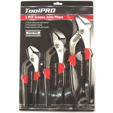 ToolPro Groove Joint Pliers - 3 Pieces, , scaau_hi-res