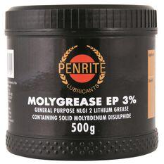 Penrite Moly Grease Tub 500g, , scaau_hi-res