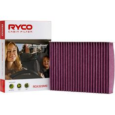 Ryco Cabin Air Filter Microshield RCA329MS, , scaau_hi-res