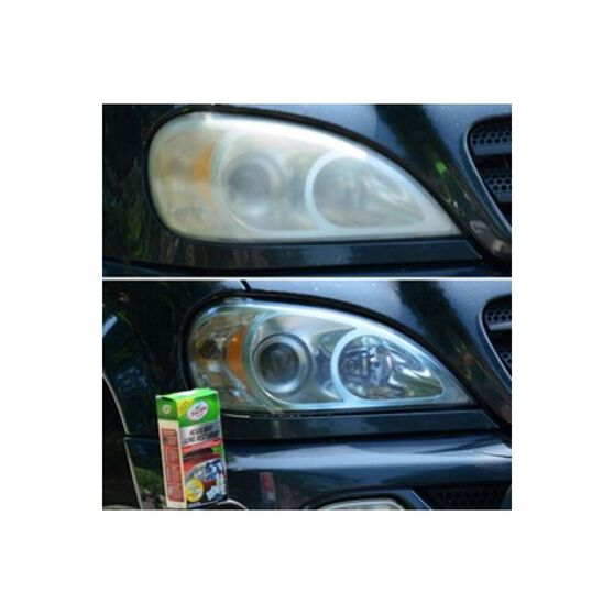 Turtle Wax Headlight Restorer Kit, , scaau_hi-res