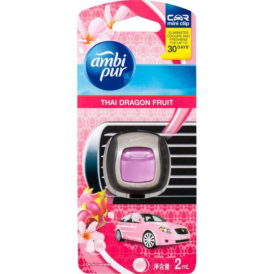 Ambi Pur Mini Air Freshener - Thai Dragon, 2mL, , scaau_hi-res