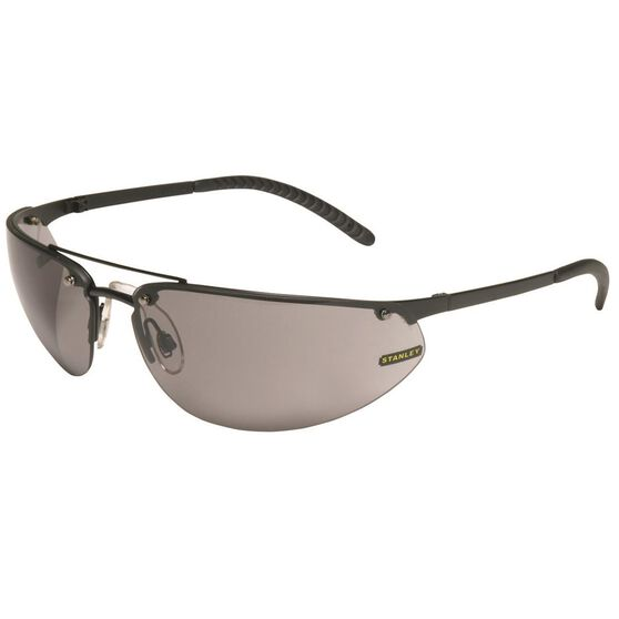Stanley Fuse Safety Glasses - Grey Lens, , scaau_hi-res