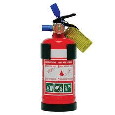 SCA Fire Extinguisher - 1kg, Recreational, Plastic Mounting Bracket, , scaau_hi-res