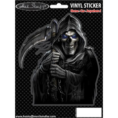 Hot Stuff Sticker - Reaper, Chrome, , scaau_hi-res