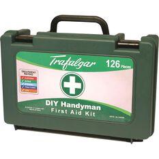 Trafalgar DIY Handyman First Aid Kit - 126 Piece, , scaau_hi-res