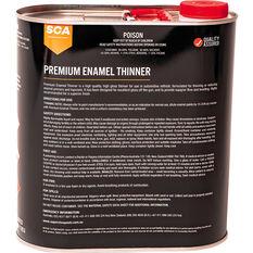 SCA Premium Enamel Thinner 4 Litre, , scaau_hi-res