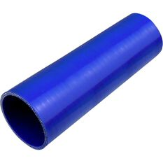 Silicone Hose - 63 x 63 x 254mm, Blue, , scaau_hi-res