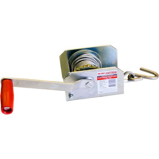 AL-KO Winch with cable - 1:1, 250kg, , scaau_hi-res