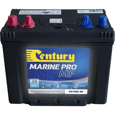Century Marine Pro Battery - NS70MX MF, 600CCA, , scaau_hi-res