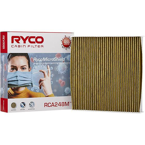 Ryco Cabin Air Filter N99 MicroShield RCA248M, , scaau_hi-res