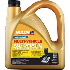 Nulon Full Synthetic Auto Transmission Fluid - 4 Litres, 3 Pack, , scaau_hi-res
