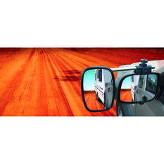Haigh Easy Fit Towing Mirror 2 Pack, , scaau_hi-res