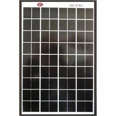 KT Cables Solar Panel 12V 10W, , scaau_hi-res