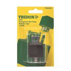 Tridon Mini Relay - 40 / 20 AMP, 5 Pin, , scaau_hi-res