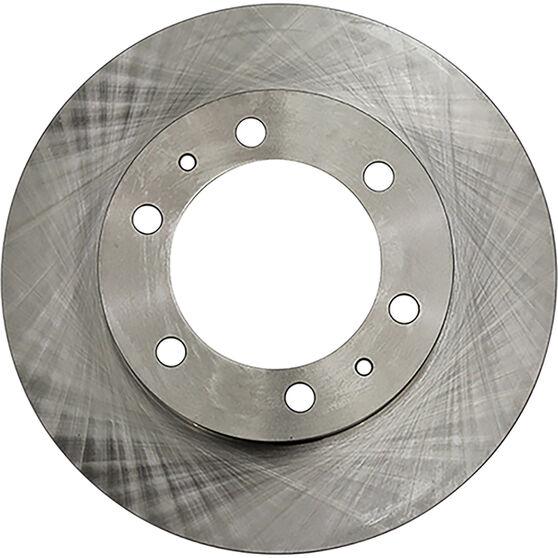 Bosch Disc Brake Rotor - PBR2714, , scaau_hi-res
