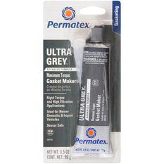 Permatex RTV Silicone Gasket Maker, Rigid High Torque - Ultra Grey, 99g, , scaau_hi-res