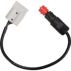 50 Amp Plug - 2 In 1 12v plug, 30cm, 16 AWG, , scaau_hi-res