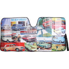 Holden Heritage Classic Cars Sunshade Accordion Front, , scaau_hi-res