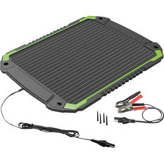 SCA 12V 4.8W Solar Maintenance Charger, , scaau_hi-res
