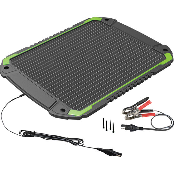 SCA Solar Maintenance Charger - 4.8W, , scaau_hi-res