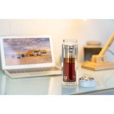 Tea Infuser Double Wall 380mL, , scaau_hi-res