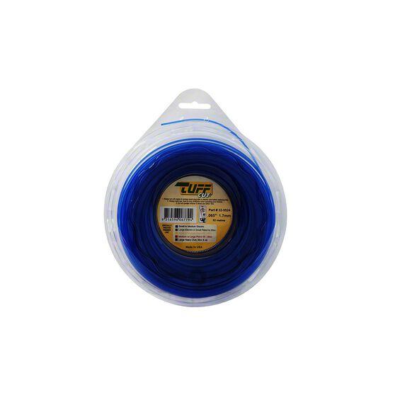 NGK Tuff Cut Trimmer Line - Blue, 1.7mm X 92m, , scaau_hi-res
