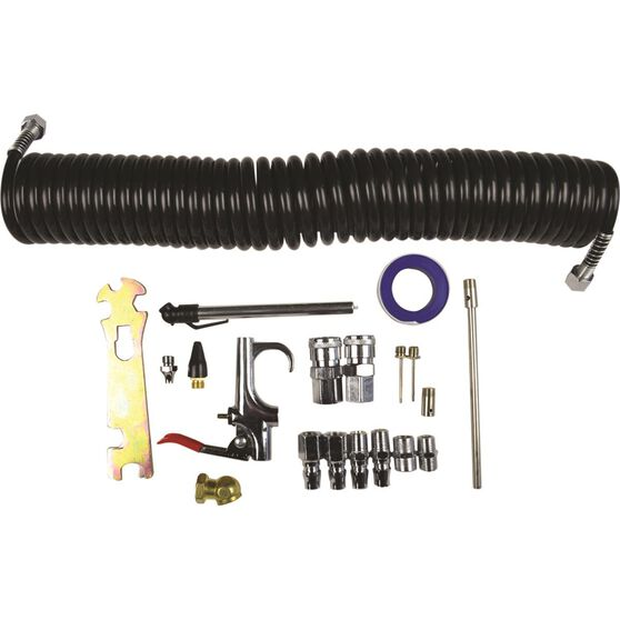 Blackridge Accessory Air Tool Kit - 21 Piece, , scaau_hi-res