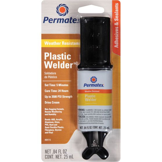 Permatex Permapoxy 5 Minute Plastic Weld - 25mL, , scaau_hi-res