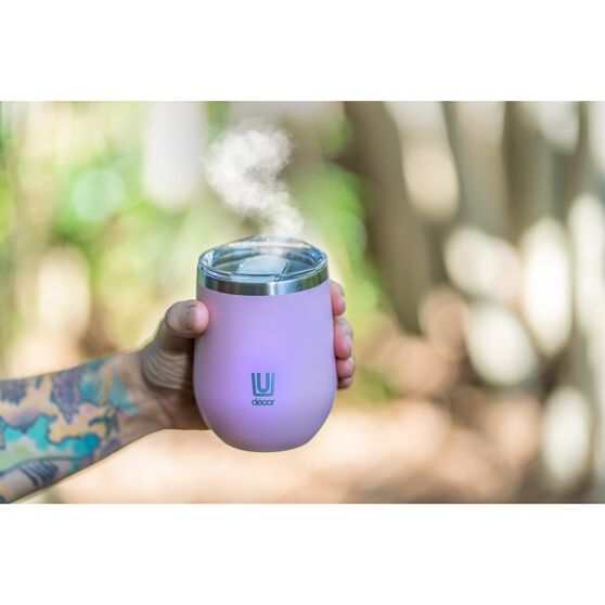 Coffee Cup Double Wall Reusable 350mL, , scaau_hi-res