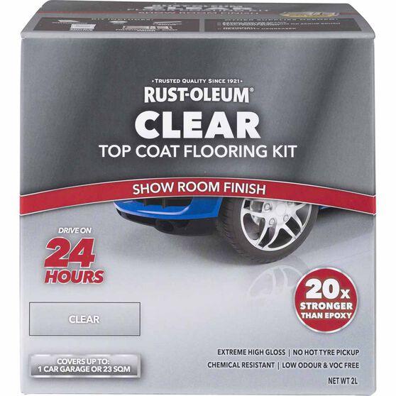 Rustoleum Clear Top Coat
