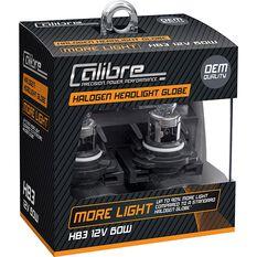 Calibre Headlight Globe Plus 90 HB3 12V 55W, , scaau_hi-res