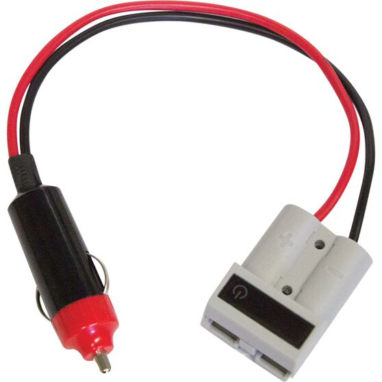 KT Cable Connector - 50AMP, Voltmeter, 15AMP Accessory Plug, , scaau_hi-res