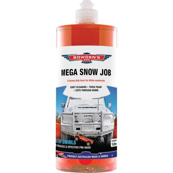 Bowden's Own Mega Snow Job 1 Litre, , scaau_hi-res