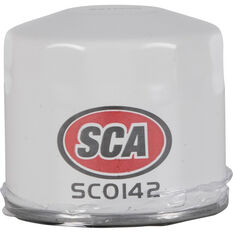 SCA Oil Filter SCO142 (Interchangeable with Z142A), , scaau_hi-res