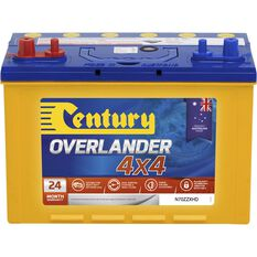Century 4WD Battery - N70ZZXHD,  735CCA, , scaau_hi-res