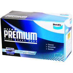 Bendix Ultra Premium Disc Brake Pads - DB1361UP, , scaau_hi-res