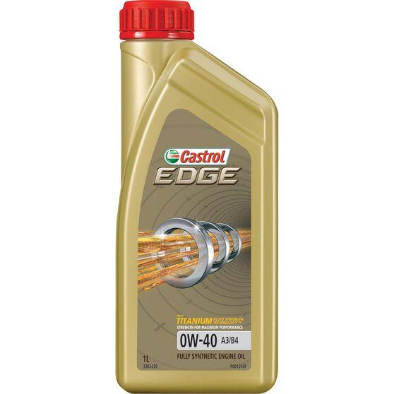 Castrol EDGE Engine Oil - 0W-40, A3/B4, 1 Litre, , scaau_hi-res