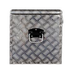 Thunderbox Aluminium Checkerplate Tool Box 180 Litre, , scaau_hi-res