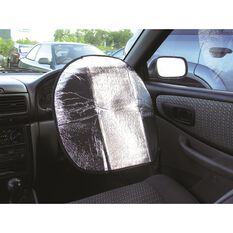 SCA Steering Wheel Shade - Silver, , scaau_hi-res