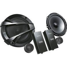 Sony 6.5 inch Component Speaker Set - 350W, XSXB1621C, , scaau_hi-res
